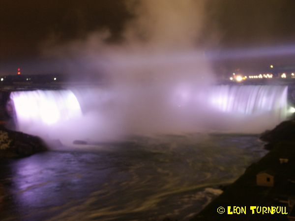Image 1 of 5<br />falls at night